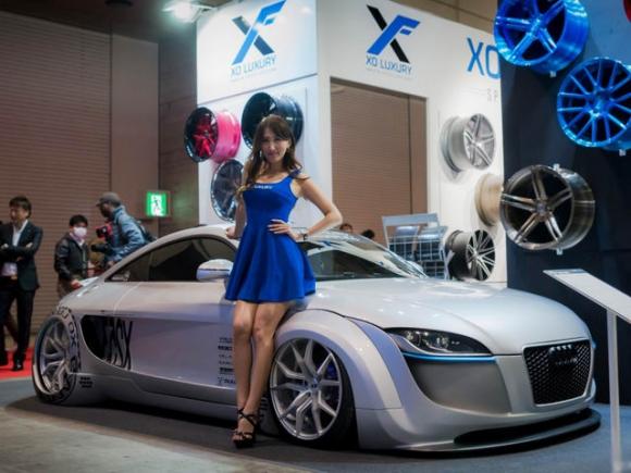Điểm danh những mẫu xe 'hot' nhất triển lãm ô tô Tokyo 2017