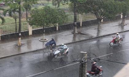 Dự báo thời tiết ngày 8/10: Áp thấp nhiệt đới gần Biển Đông, mưa lớn trên diện rộng