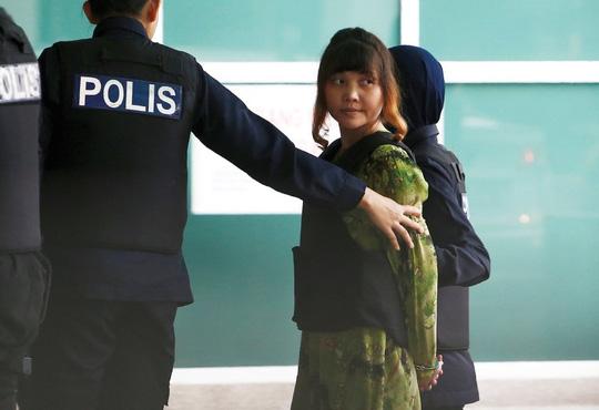 Xử Đoàn Thị Hương: Phiên tòa kín trong phòng thí nghiệm - 1