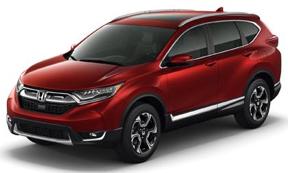 Giảm giá mạnh, Honda CR-V bán nhiều gấp đôi CX-5