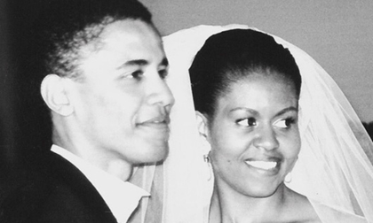 Lấy em là điều đúng đắn nhất trong cuộc đời anh lời chia sẻ Obama dành cho vợ sau 25 năm kết hôn