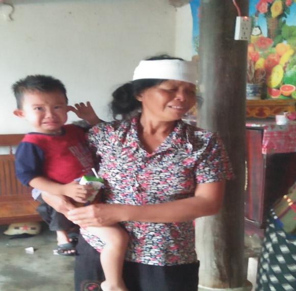Người phụ nữ bị lũ cuốn trôi khi đưa cháu đi học: Nạn nhân về nước mới 4 ngày, con trai vừa 6 tháng tuổi - Ảnh 3.