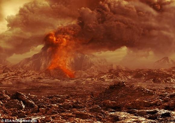 """""""Bom hẹn giờ khủng khiếp nhất Trái đất"""" có thể sớm gây họa - 2"""
