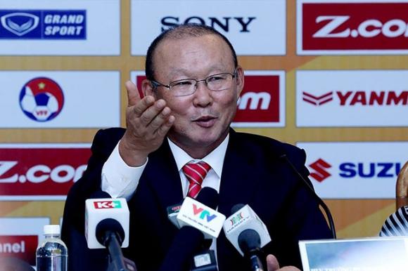 HLV Park Hang Seo ngồi ghế nóng ĐT Việt Nam: Điều khoản