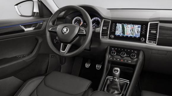 Skoda Kodiaq giá 1,1 tỷ đồng cạnh tranh Toyota Fortuner - 3