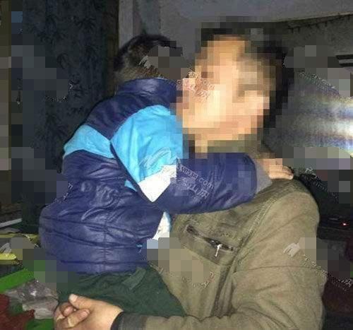 Anh Dương và gia đình vô cùng hạnh phúc khi vẫn còn được gặp lại con trai