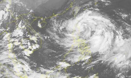 Áp thấp nhiệt đới mạnh lên thành cơn bão số 11, ảnh hưởng từ Thanh Hoá – Quảng Ngãi