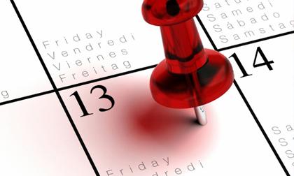 Vì sao thứ 6 ngày 13 lại được coi là ngày xui xẻo và khiến nhiều người sợ hãi