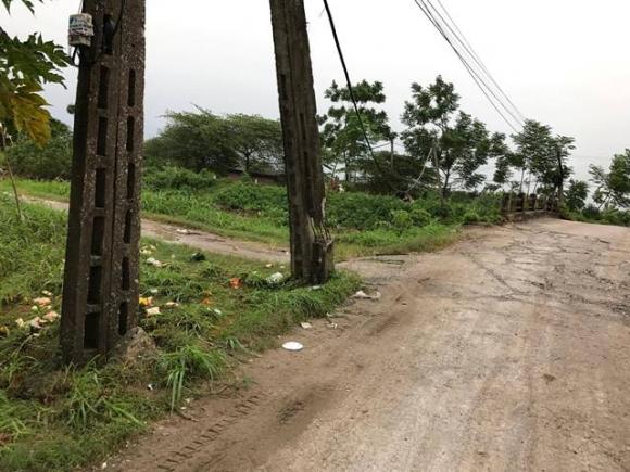 Khu vực xảy ra vụ xô xát khiến 1 đối tượng trộm chó tử vong.