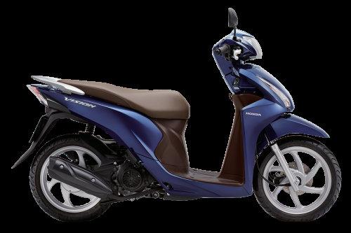 Top 5 xe ga Honda dưới 40 triệu đồng cho phái đẹp Việt - 2