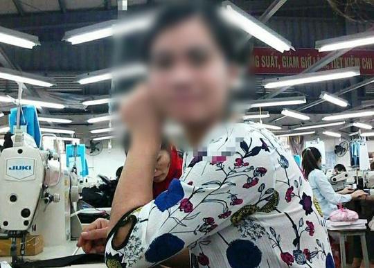 Mẹ mang thai tử vong, con gái 20 tháng tuổi nguy kịch trong nhà nghỉ - Ảnh 1.