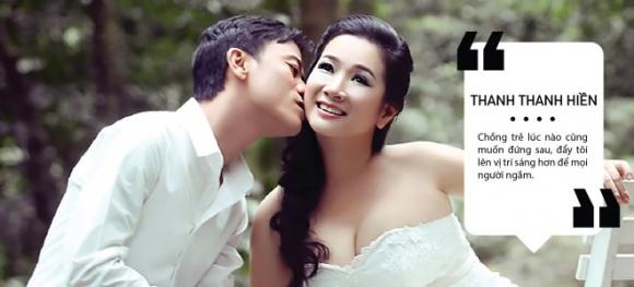 Sao nữ đổ vỡ hôn nhân vẫn được đàn ông hết lòng cung phụng - 4