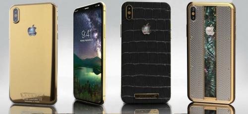 Nếu iPhone X chưa đủ ngầu, mua ngay iPhone X Legend nạm kim cương - 3