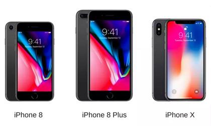 iPhone X lên kệ sẽ làm giảm 50% sản lượng iPhone 8/8 Plus?