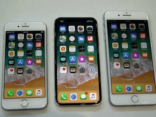 Bức ảnh lý giải về sức hút chưa từng có của iPhone X - 1