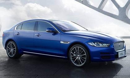 Jaguar XEL: Xe sang thể thao cho đại gia hưởng thụ