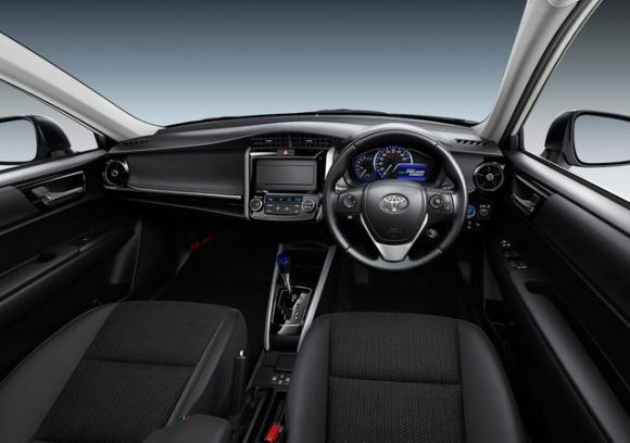 Xe gia đình Toyota Corolla Fielder giá 333 triệu đồng - 3