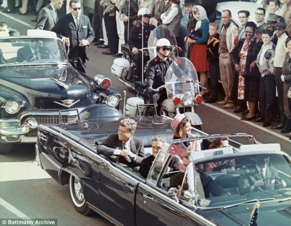 Tiết lộ bất ngờ về nghi phạm bắn chết Tổng thống Mỹ Kennedy - 1