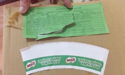 Vụ 400 học sinh bị ngộ độc sữa: Pha sữa ở nhà trọ nhưng lại nói có dây chuyền pha chế ở Cần Thơ?