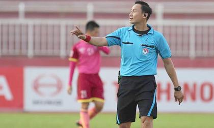 Trọng tài Việt Nam: Sợi dây kinh nghiệm... có giá bao nhiêu?