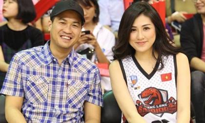 Lộ bằng chứng Á hậu Tú Anh đang hẹn hò bí mật với em chồng Tăng Thanh Hà