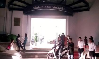 Hà Nội: Bắt nghi phạm 9X sát hại người phụ nữ tại chung cư cao cấp Royal City