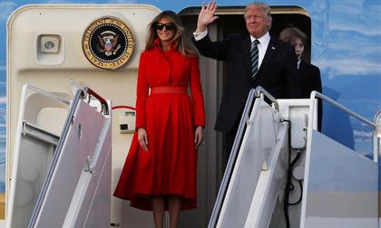 Tổng thống Donald Trump đến Việt Nam: Cận cảnh chuyên cơ 'pháo đài' Air Force One