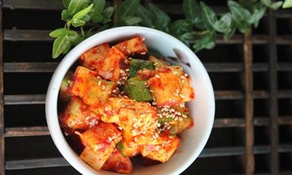 Biến tấu mới cho món salad dưa chuột siêu giòn ngon