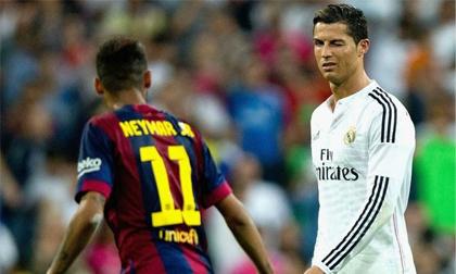 Báo Tây Ban Nha: Neymar đồng ý gia nhập Real Madrid thay thế Ronaldo