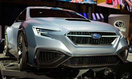 Xe thể thao Subaru Viziv Performance tuyệt đẹp