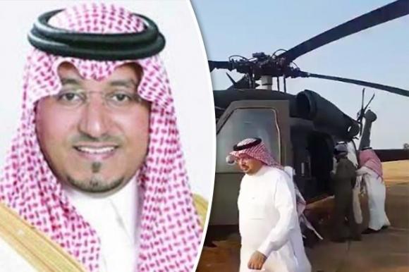 Tiêu điểm - Một hoàng tử Saudi Arabia thiệt mạng do tai nạn máy bay ở biên giới Yemen