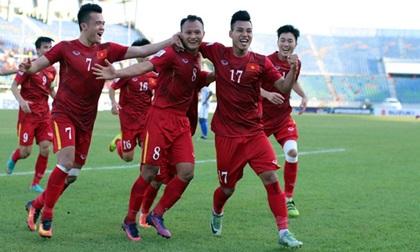 Bóng đá Việt Nam và điều chưa từng có trong lịch sử