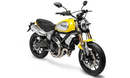 Ducati ra mắt phiên bản Scrambler mạnh mẽ nhất