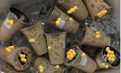 Thanh niên mua 300 cốc trà sữa đi tỏ tình và cái kết chả ai mong