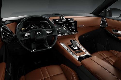SUV thể thao DS7 Crossback giá từ 837 triệu đồng - 4