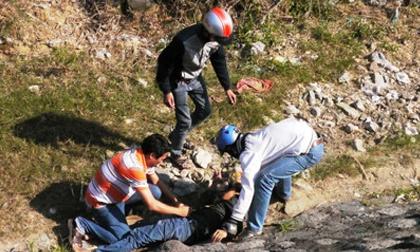 Rơi xuống vực sâu ở Hà Giang, nam du khách Tây Ban Nha tử vong