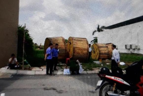 Băng nhóm đi ô tô, trói hai bảo vệ, cướp tài sản trị giá 2,5 tỷ ở Sài Gòn - 1