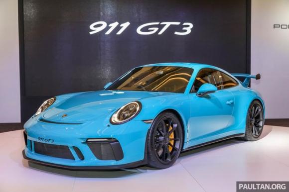 Porsche 911 GT3 đến Đông Nam Á, giá hơn 9 tỷ đồng - 1