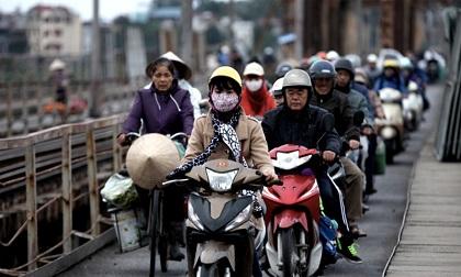 Dự báo thời tiết 14/11: Hà Nội sắp giảm 10 độ
