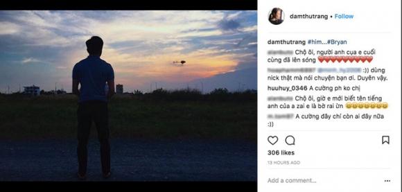 Đàm Thu Trang bất ngờ đăng ảnh Cường Đôla lên trang cá nhân - Ảnh 1.