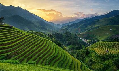 Cảnh sắc mê hồn của 10 địa danh đẹp nhất thế giới