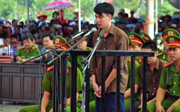 Cái kết của Nguyễn Hải Dương: Từ bạn trai tiểu thư nhà đại gia Bình Phước đến tử tù thảm sát cả gia đình vì hận tình - Ảnh 3.