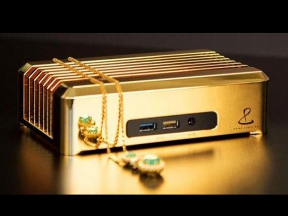 Đẳng cấp đại gia Dubai: Máy tính siêu nhỏ nhưng siêu đắt, giá lên tới 22,6 tỷ đồng - 2