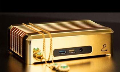 Đẳng cấp đại gia Dubai: Máy tính siêu nhỏ nhưng siêu đắt, giá lên tới 22,6 tỷ đồng