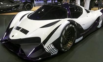 Siêu xe Devel Sixteen mạnh nhất thế giới, đạt 5.000 mã lực