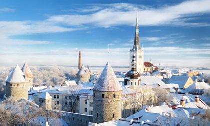 11 điểm đến lý tưởng trong mùa đông ở châu Âu