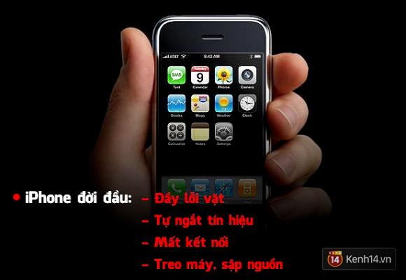Bí mật về iPhone 2G: Màn kịch thành công tạo nên lịch sử 10 năm hùng mạnh của Apple - Ảnh 1.