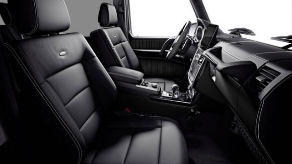 Mercedes thêm bản G-Class đặc biệt trước khi khai tử - 2