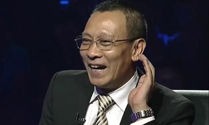 MC Lại Văn Sâm tiết lộ điều tiếc nuối duy nhất khi chia tay Ai là triệu phú