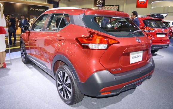 Nissan Kicks giá 364 triệu đồng: Đối thủ Ford EcoSport - 2